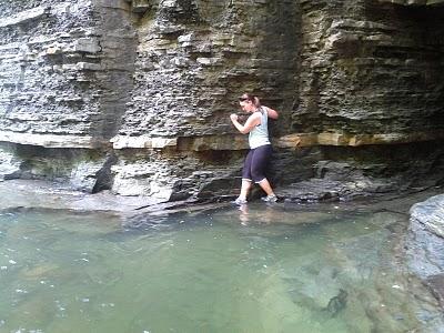 Waterfalls jill